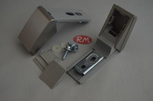 Bisagras tirador puerta frigorífico Liebherr 21312668