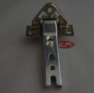 Kit de tres bisagras para encastre puerta