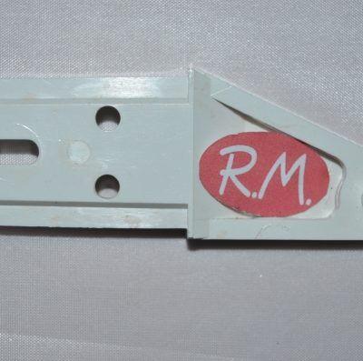 Bisagra superior puerta frigorífico Zanussi 50084701007