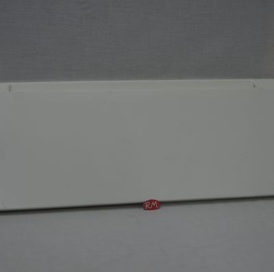 Tapa abatible cajón congelador vertical Siltal 480 x 184 mm