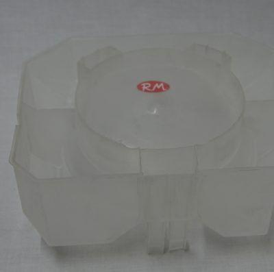 Bandeja evaporación agua frigorífico