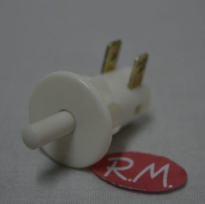 Interruptor luz frigorífico redondo universal