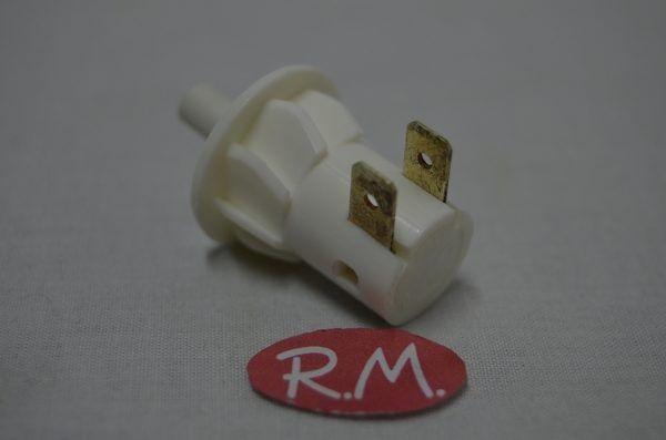 Interruptor luz frigorífico redondo standard