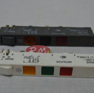 Interruptor arcón congelador vertical de 1 tecla 481921830003