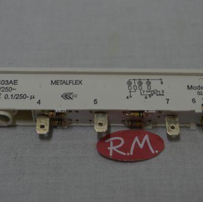 Interruptor arcón congelador vertical de 1 tecla 481921478397