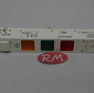 Interruptor arcón congelador vertical