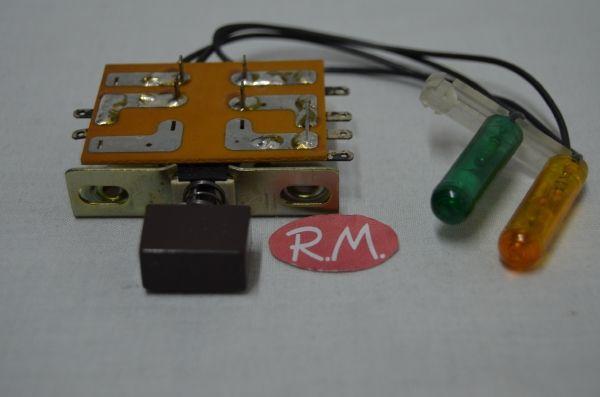 Interruptor superfrio frigorífico Corberó 1 tecla