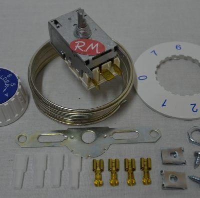 Termostato standard VT-93 para combi parte frigorífico K59P1662