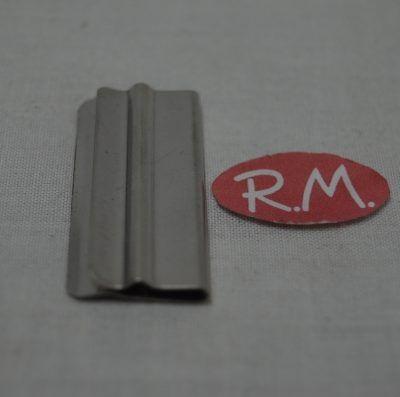 Grapa sujección bulbo termostato a evaporador frigorífico