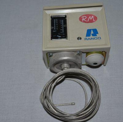 Termostato cámara Ranco 016-6922