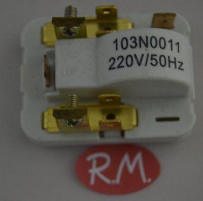 Relé arranque compresor danfoss PTC 103N0011 frigorífico