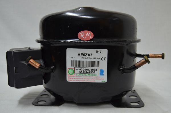 Compresor frigorífico 1/6cv R-12 AE6ZA7