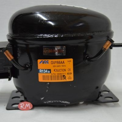 Compresor frigorífico 1/5 cv R-134 GVM66A baja