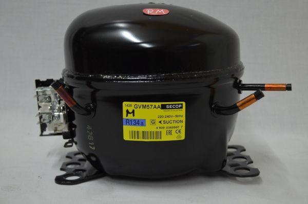 Compresor frigorífico 1/6cv. R-134 GVY57AA baja
