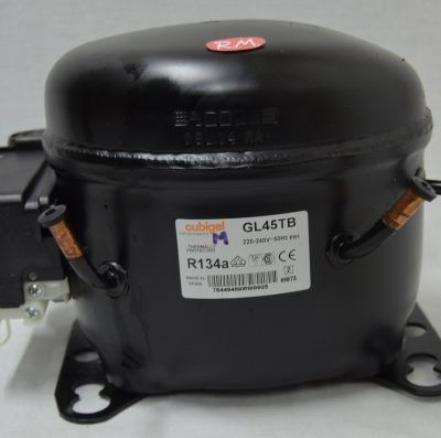 Compresor frigorífico 1/6 cv R-134 GL45TB alta
