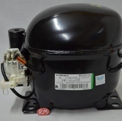 Compresor frigorífico 3/8 cv R-134 NE6187Z alta
