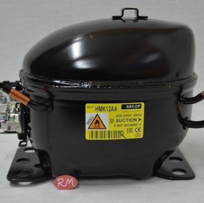Compresor frigorífico 1/4 cv R-600 HPY14AA baja