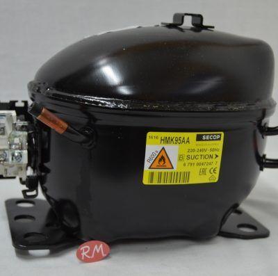 Compresor frigorífico 1/5 cv R-600 HMK95AA baja