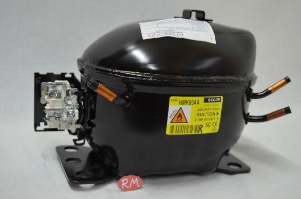 Compresor frigorífico 1/6 cv R-600 HMK80AA baja