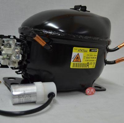 Compresor frigorífico 1/8 cv R-600 HVY67AA baja