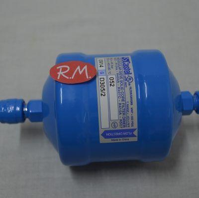 """Filtro deshidratador 80 gramos rosca de 1/4"""""""