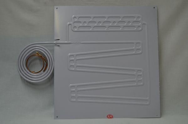 Placa evaporador