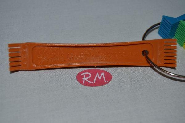Peine enderezador de aletas - Recambios para electrodomésticos Mollet 07fc2a4922cd