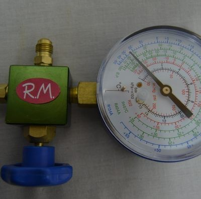 Analizador simple de baja azul Ø80mm