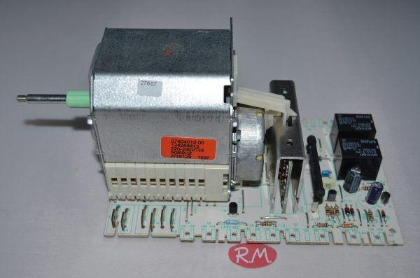 Módulo programador Zanussi FLN804