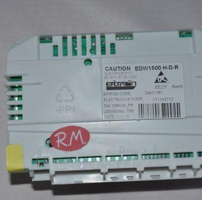 Módulo botonera lavavajillas AEG F50860