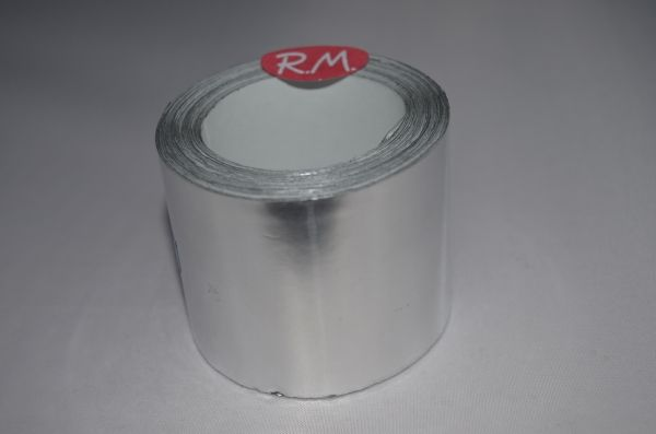 Rollo cinta aluminio adhesiva