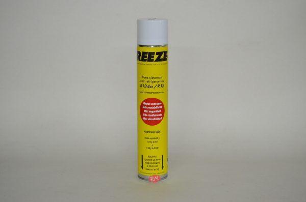 Gas refrigerante orgánico Freeze sustituto de R-12 y R-134