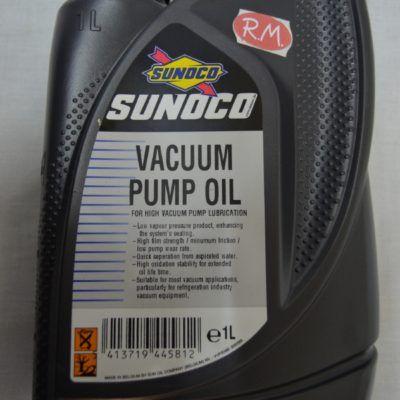 Aceite mineral para bomba de vacío 1 litro