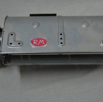 Motor ventilador tangencial derecho 180mm.
