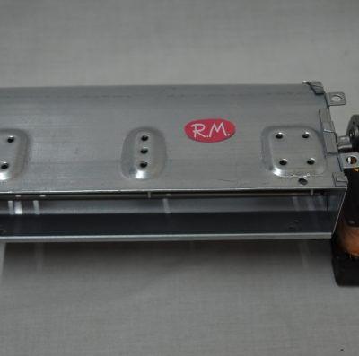 Motor ventilador tangencial izquierdo