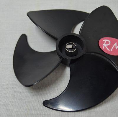 Hélice ventilador no-frost antihorario