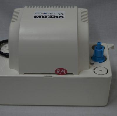 Bomba de condensados con depósito MD400