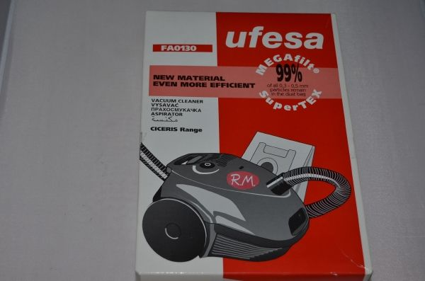 Bolsas aspirador Ufesa Ciceris AT4218 462002
