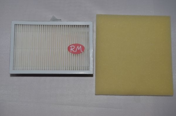 Filtro hepa + filtro motor aspirador Taurus explorer 1600 27749