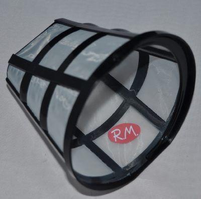 Filtro permanente cafetera goteo 1x4 Ø 112 mm