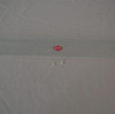 Tapa luz cristal campana Franke 456 x 55 mm 194145198