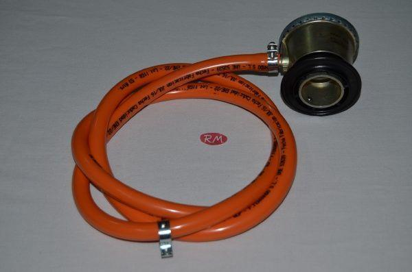 Kit regulador butano montado