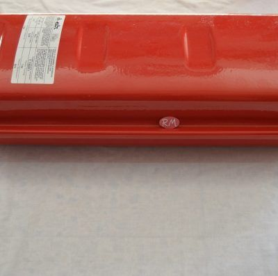 Vaso expansión rectangular 10 litros caldera 520x200mm