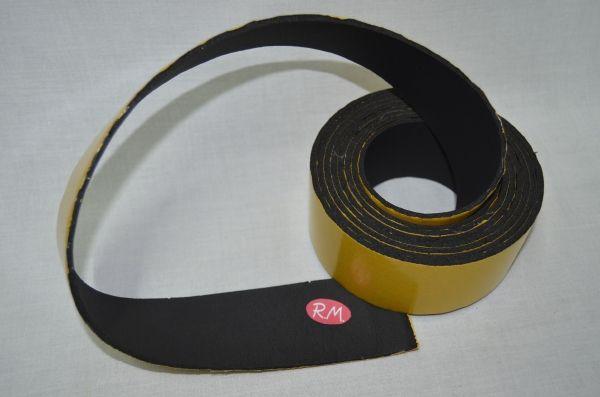 Cinta adhesiva aislante para tubo refrigeración