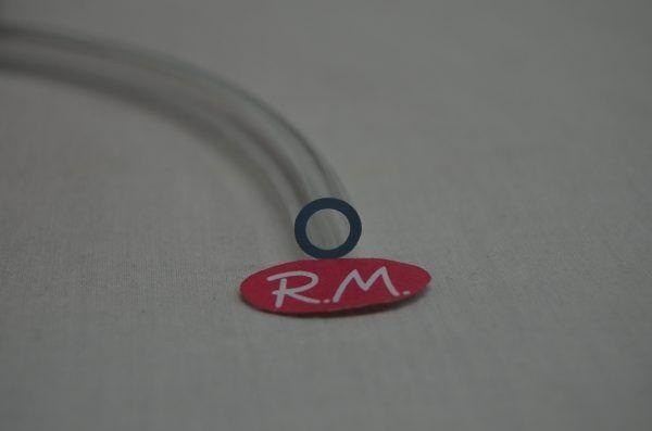 Tubo transparente flexible desagüe 6-9mm a metros