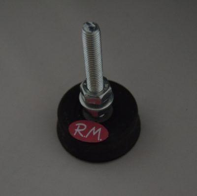 Antivibrador de suelo Ø54mm