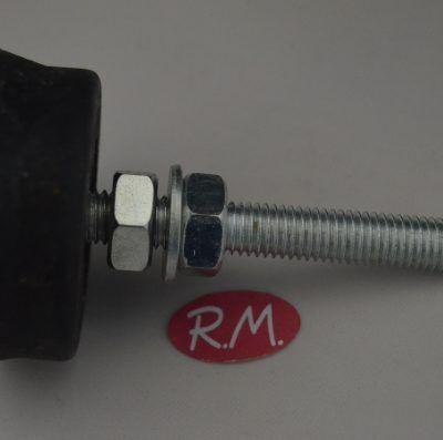 Pata de goma para aire acondicionado Ø 54 mm