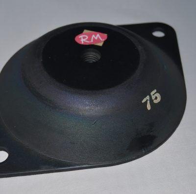 Amortiguador de caucho 214mm