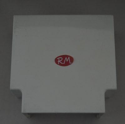 """Derivación """"T"""" canaleta Quintela FDTR/610 60 x 100 mm"""