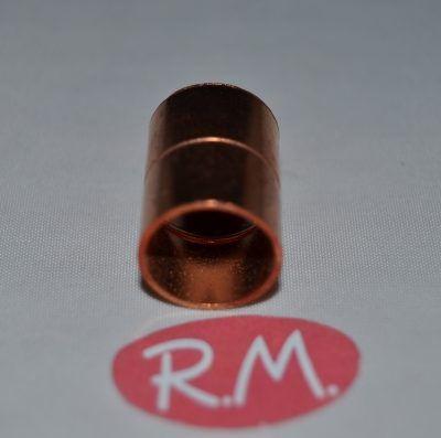 Manguito cobre para aire acondicionado